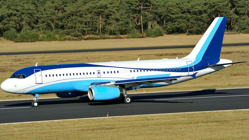 2002 Airbus ACJ320